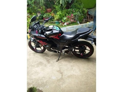 Vendo suzuki gixxer 150 sf..poco negociable