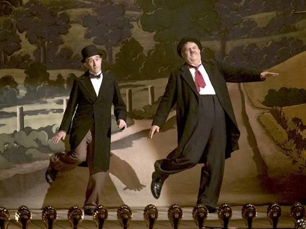 """""""Stan e Ollie"""": ver o Gordo e o Magro em ação é um prazer irresistível"""
