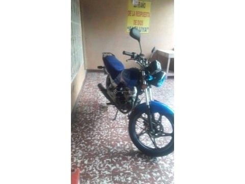 vendo moto génesis sport 125