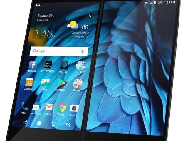ZTE Axon M é um estranho, mas interessante smartphone de duas telas