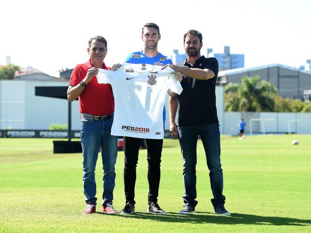 Boselli diz que recusou outros clubes brasileiros para jogar no Corinthians