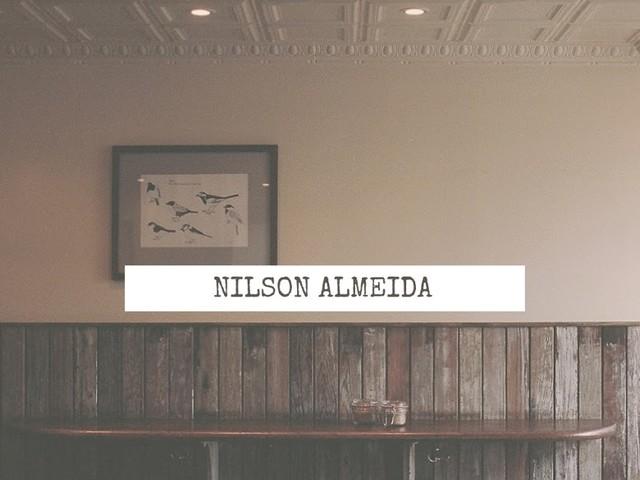 Nilson Almeida - Rumo ao Horizonte (EP 2018)