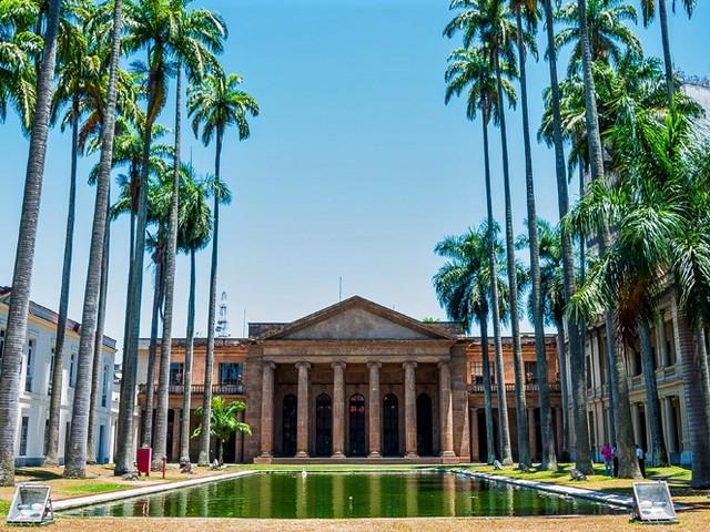 Gemas da arquitetura carioca: Palácio do Itamaraty