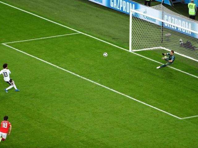 Com o dedo do VAR: 19% dos gols da Copa foram de pênalti