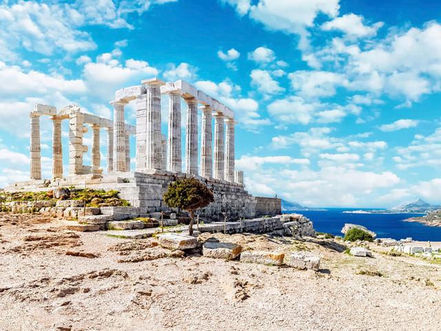 Passagens para a Grécia mais Itália, Inglaterra ou outro destino europeu a partir de R$ 2.478 saindo de São Paulo, Rio e mais cidades!