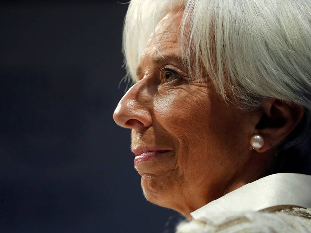 Christine Lagarde deixará a presidência do FMI no dia 12 de setembro