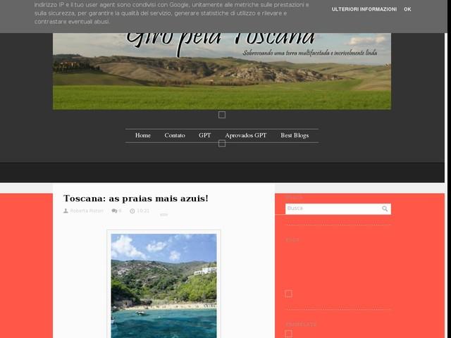 Toscana: as praias mais azuis!