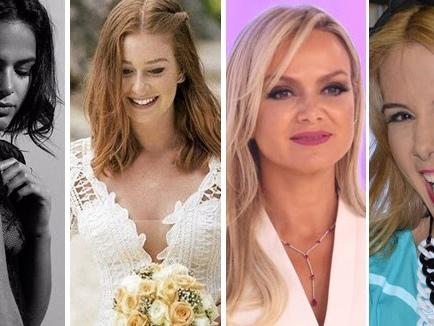 Casamento, susto, flagra e gravidez: veja como foi a semana dos famosos