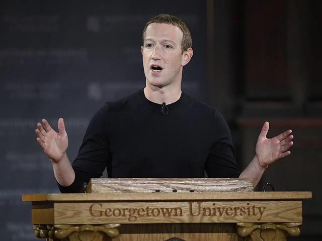 Depois de críticas, Mark Zuckerberg volta a defender Facebook como ambiente de liberdade de expressão