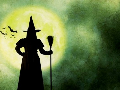 Por mais bruxas