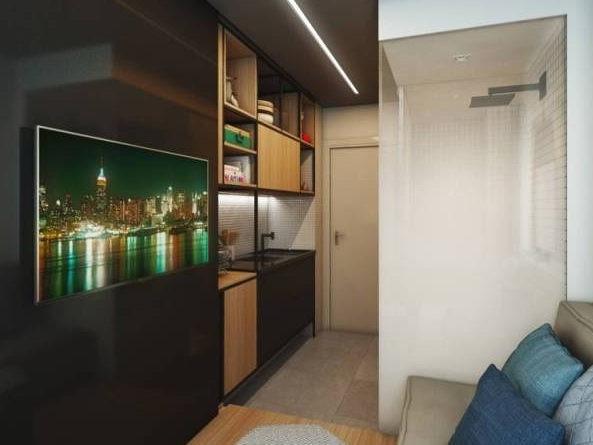 Os menores apartamentos de São Paulo custam a bagatela de 100.000 reais