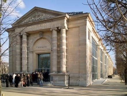 O Museu Orangerie, em Paris