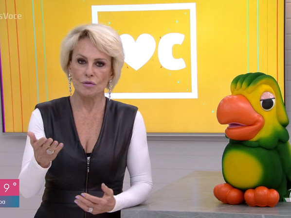 Ana Maria Braga bate recorde de audiência na Globo; confira os consolidados de terça-feira (20/08/19)