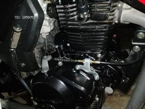 Moto serpento 200cc