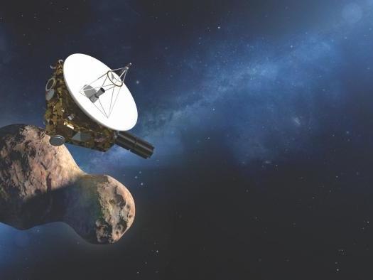 O céu (não) é o limite   O que está rolando na ciência e astronomia (09/01/2019)