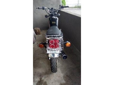 venta de moto seminueva