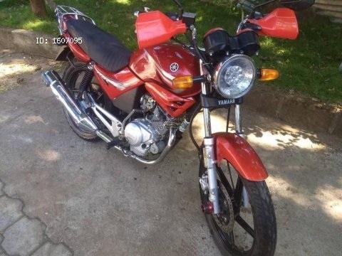 Vendo calidad de moto Yamaha YBR 2017 todo al cien