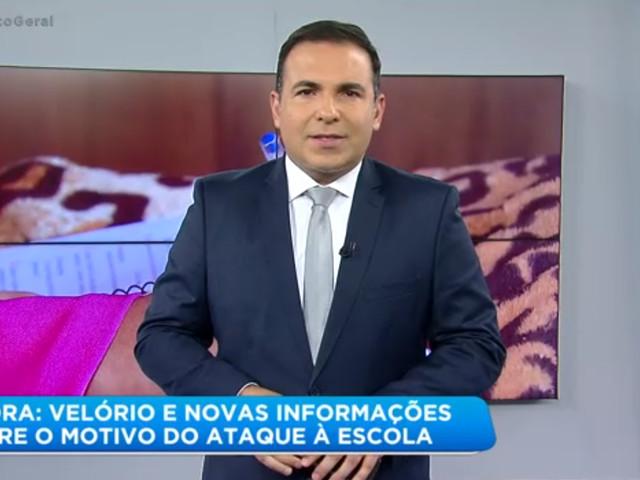 Após atingir a maior audiência da história, Balanço Geral SP cancela fofocas e prioriza massacre em escola