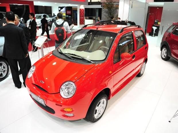 Chery anuncia carro que poderá ser o mais barato do Brasil