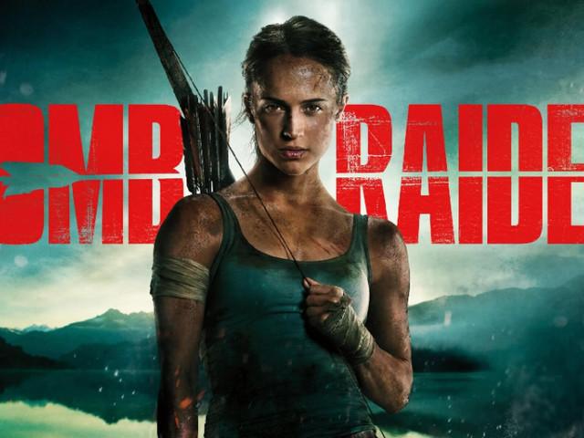 Eu vi - Tomb Raider: A Origem