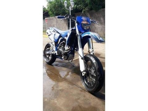 Yamaha wr 400f