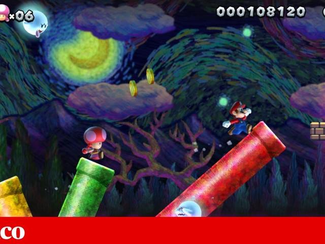 <i>Super Mario Bros. U Deluxe</i> democratiza a diversão
