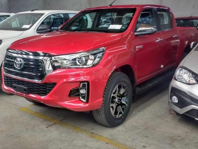 Toyota Hilux 2019 chega às concessionárias este mês