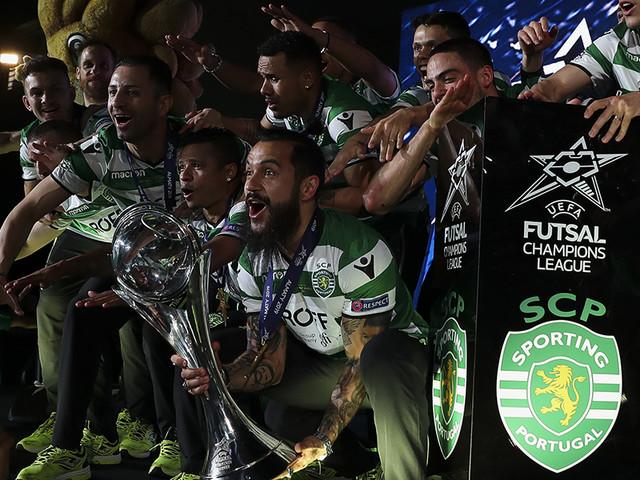 Sporting aposta nas modalidades para ganhar na Europa