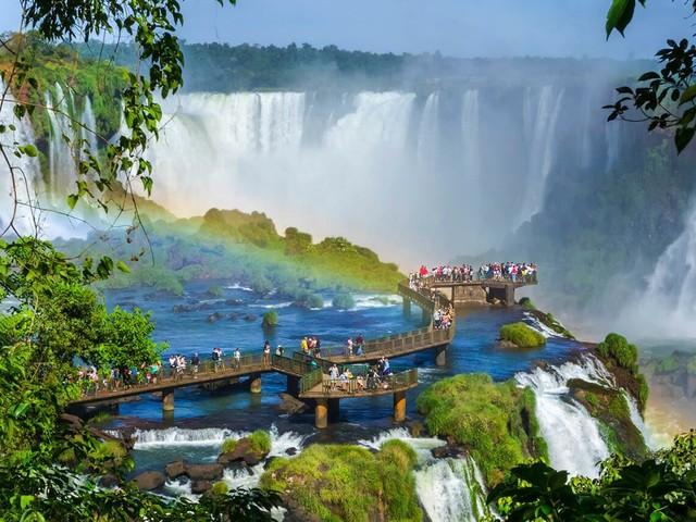 Pacotes para Foz do Iguaçu a partir de R$ 453 saindo de várias cidades