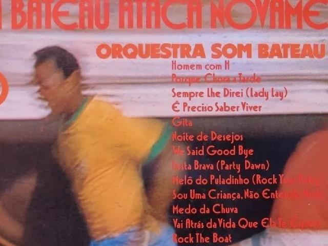 Orquestra Som Bateau ataca novamente nº 10 (1974)