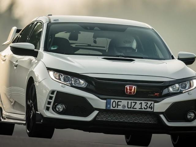 """Civic Type R eleito o """"carro esporte do ano"""" para mulheres"""