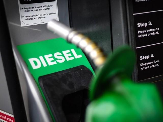 Petrobras aumenta preço do diesel