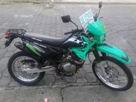 VENDO O CAMBIO MOTO GENESIS GXT 200