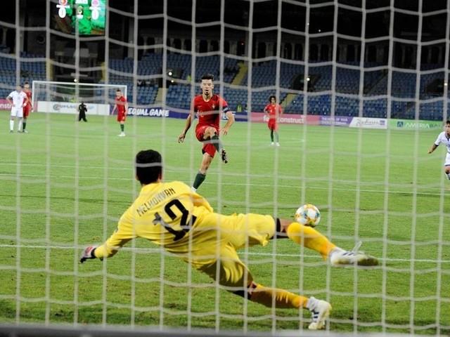 Portugal nas meias-finais do Euro sub-19 com goleada