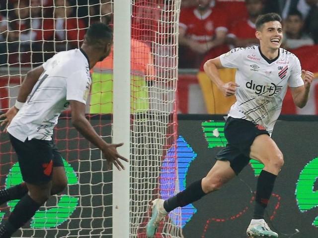 Athletico derrota o Internacional e conquista o título da Copa do Brasil