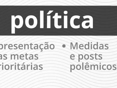 Cronologia: 100 dias do governo Bolsonaro