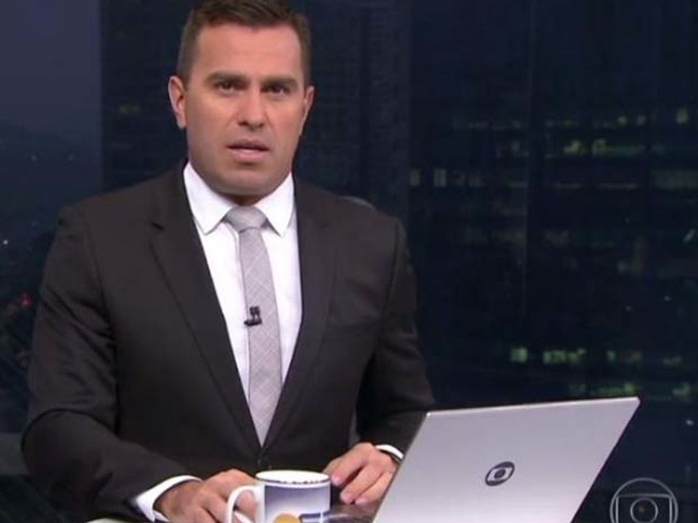 Vaza suposto vídeo íntimo do jornalista Rodrigo Bocardi