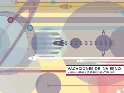 Vacaciones planetarias en CABA y La Plata