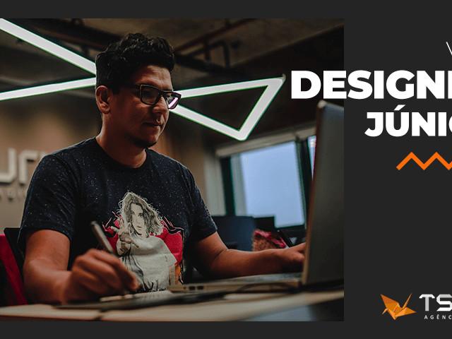 Vaga: Designer Júnior na Tsuru Agência Digital