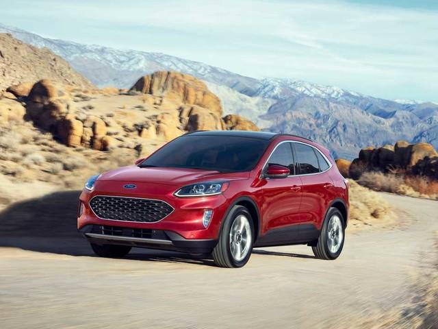 Crossover de porte médio | Avaliação: novo Escape Hybrid é o anti-RAV4 da Ford