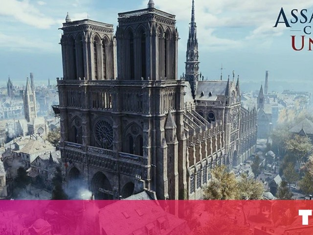 Ubisoft offers Assassin's Creed Unity for free so you can visit Notre-Dame