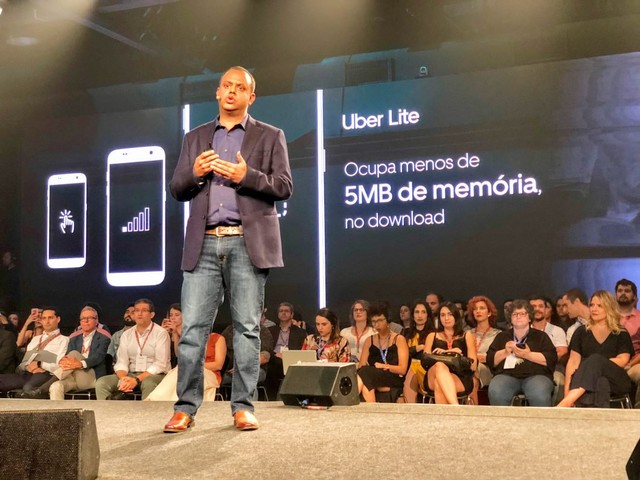 Uber Lite é lançado no Brasil com app que tem apenas 5 MB