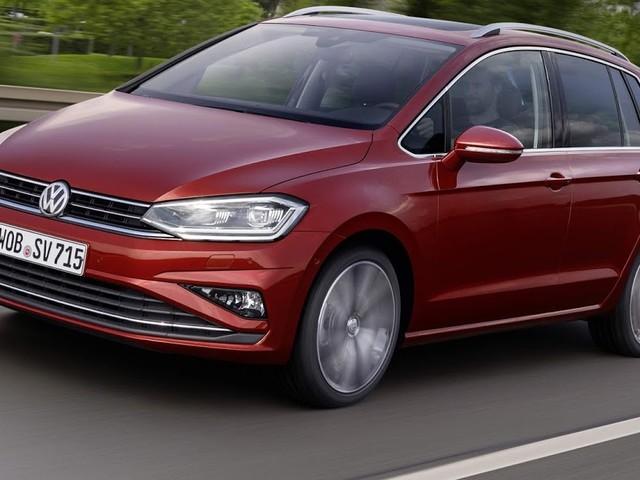 Golf Sportsvan ganha facelift e condução semi-autônoma