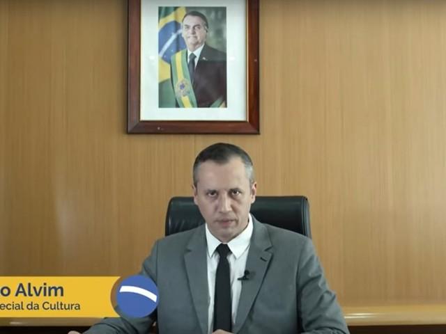 Em vídeo, secretário da Cultura parafraseia Goebbels e provoca onda de repúdio nas redes