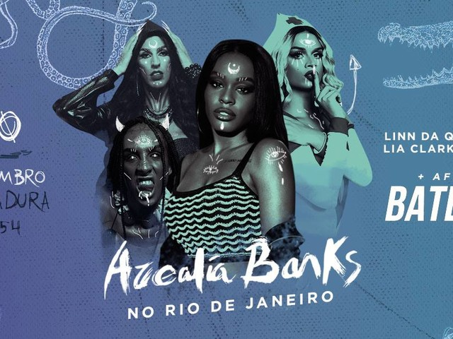 Rio Nightlife Guide for Saturday, November 10, 2018