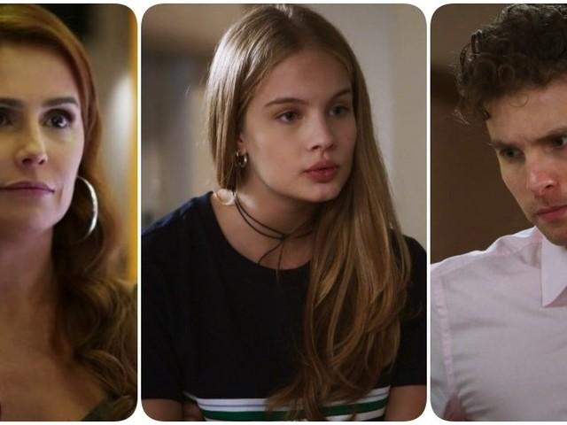 Salve-se Quem Puder: Alexia faz proposta maluca, Bia recebe incentivo e Alan se preocupa