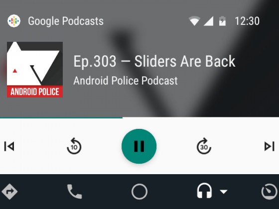 Google Podcasts ganha suporte a Android Auto