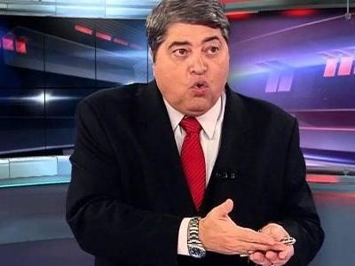 """Datena diz que não desejou morte de Bolsonaro: """"Eu gosto dele!"""""""