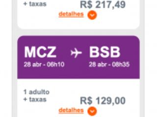 Promoção de passagens para Recife ou Maceió a partir de R$ 346 saindo de Brasília ou R$ 379 de São Paulo e mais cidades!