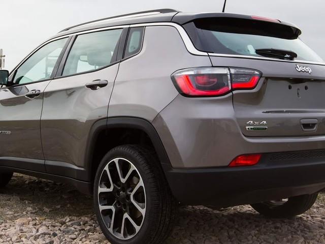 Jeep Compass 2018: motor pode desligar sozinho - recall